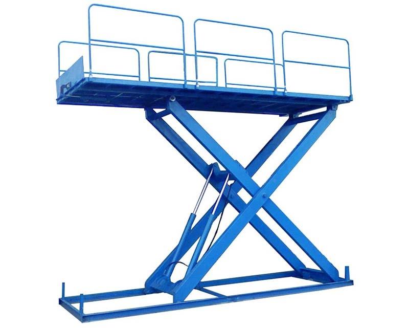 升降机的结构组成